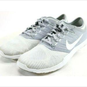 Nike Training Flex Adapt Women's Shoes Size 8 Gray